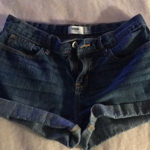 Old Navy Bottoms - Five pocket cuffed shorts